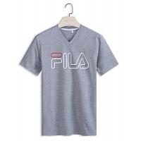 FILA T-Shirts Short Sleeved For Men #410407