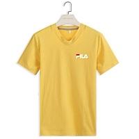 FILA T-Shirts Short Sleeved For Men #410412
