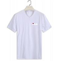FILA T-Shirts Short Sleeved For Men #410416