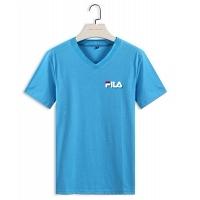 FILA T-Shirts Short Sleeved For Men #410419