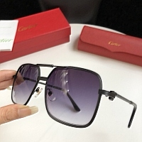 Cartier AAA Quality Sunglasses #410677