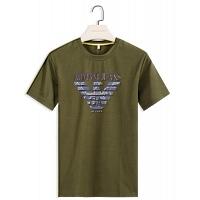Armani T-Shirts Short Sleeved For Men #410856