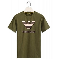 Armani T-Shirts Short Sleeved For Men #410864