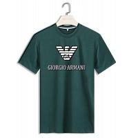 Armani T-Shirts Short Sleeved For Men #410883