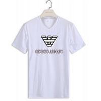 Armani T-Shirts Short Sleeved For Men #410976
