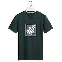 Armani T-Shirts Short Sleeved For Men #410983