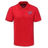 Armani T-Shirts Short Sleeved For Men #411045