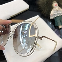 Chloe AAA Quality Sunglasses #411194