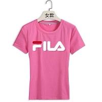 FILA T-Shirts Short Sleeved For Women #411345
