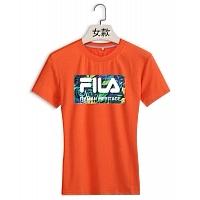 FILA T-Shirts Short Sleeved For Women #411362