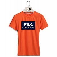 FILA T-Shirts Short Sleeved For Women #411374