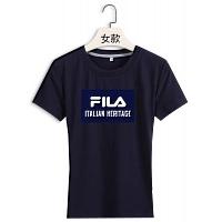 FILA T-Shirts Short Sleeved For Women #411375