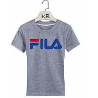 FILA T-Shirts Short Sleeved For Women #411379