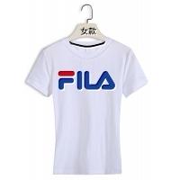 FILA T-Shirts Short Sleeved For Women #411380