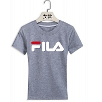FILA T-Shirts Short Sleeved For Women #411386