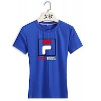 FILA T-Shirts Short Sleeved For Women #411394