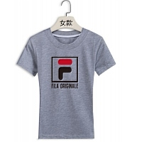 FILA T-Shirts Short Sleeved For Women #411399