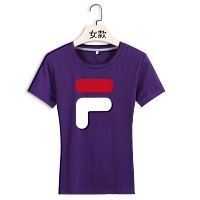 FILA T-Shirts Short Sleeved For Women #411408