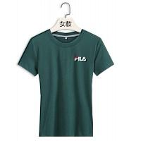 FILA T-Shirts Short Sleeved For Women #411427