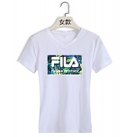 FILA T-Shirts Short Sleeved For Women #411429