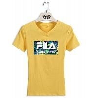 FILA T-Shirts Short Sleeved For Women #411431