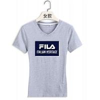 FILA T-Shirts Short Sleeved For Women #411445