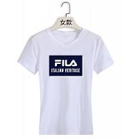 FILA T-Shirts Short Sleeved For Women #411450
