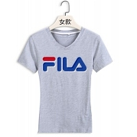 FILA T-Shirts Short Sleeved For Women #411455