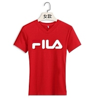 FILA T-Shirts Short Sleeved For Women #411460
