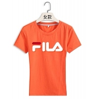 FILA T-Shirts Short Sleeved For Women #411462
