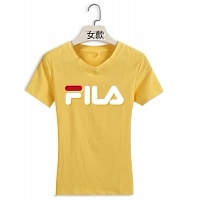 FILA T-Shirts Short Sleeved For Women #411466