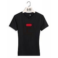 FILA T-Shirts Short Sleeved For Women #411476