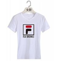 FILA T-Shirts Short Sleeved For Women #411478