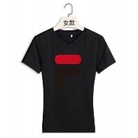 FILA T-Shirts Short Sleeved For Women #411484
