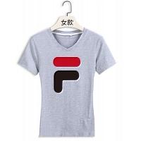FILA T-Shirts Short Sleeved For Women #411485