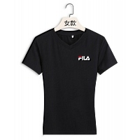 FILA T-Shirts Short Sleeved For Women #411500
