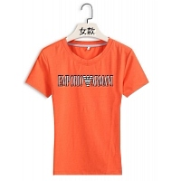 Armani T-Shirts Short Sleeved For Women #411682