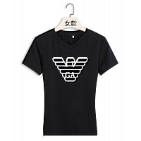 Armani T-Shirts Short Sleeved For Women #411697