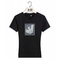 Armani T-Shirts Short Sleeved For Women #411722