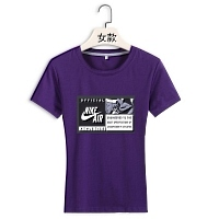 Nike T-Shirts Short Sleeved For Women #412079