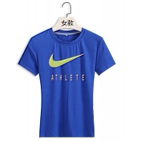 Nike T-Shirts Short Sleeved For Women #412153