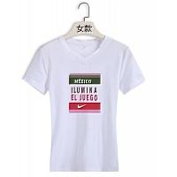Nike T-Shirts Short Sleeved For Women #412455