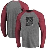 Jordan T-Shirts Long Sleeved For Men #412909