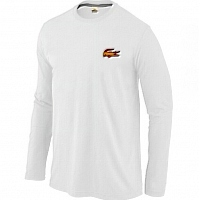 Lacoste T-Shirts Long Sleeved For Men #413901