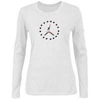 Jordan T-Shirts Long Sleeved For Women #414776