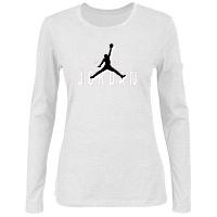 Jordan T-Shirts Long Sleeved For Women #414820