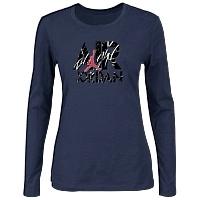 Jordan T-Shirts Long Sleeved For Women #414890