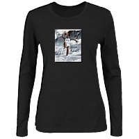 Jordan T-Shirts Long Sleeved For Women #415018