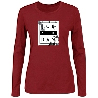Jordan T-Shirts Long Sleeved For Women #415048