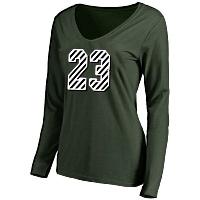 Jordan T-Shirts Long Sleeved For Women #415415